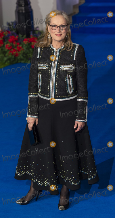 Albert Hall Photo - London UK  Meryl Streep  at the European Premiere of Mary Poppins Returns at Royal Albert Hall on December 12 2018 in London EnglandRef LMK386-J4041-131218Gary MitchellLandmark MediaWWWLMKMEDIACOM
