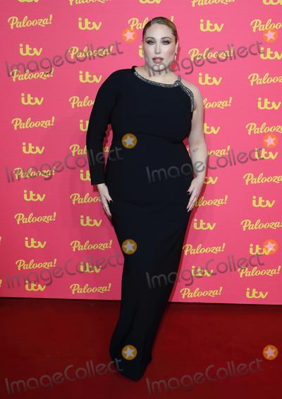 Hayley Hasselhoff Photo - London UK Hayley Hasselhoff at ITV Palooza 2019 at the Royal Festival Hall South Bank London on November 12th 2019Ref LMK73-J5781-131119Keith MayhewLandmark MediaWWWLMKMEDIACOM