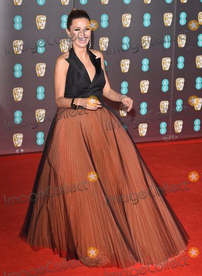 Albert Hall Photo - London UK Victoria Bonya at the 73rd British Academy Film Awards held at The Royal Albert Hall South Kennsington on Sunday 2 February 2020 Ref LMK392 -J6086-030220Vivienne VincentLandmark Media WWWLMKMEDIACOM