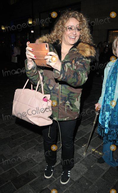 Nadia Sawalha Photo - London UK  Nadia Sawalha at the Heartbeat of Home musical press night The London Palladium Argyll Street London England UK on Friday 22nd February 2019  RefLMK315-S2190-240219 Can NguyenLandmark Media WWWLMKMEDIACOM