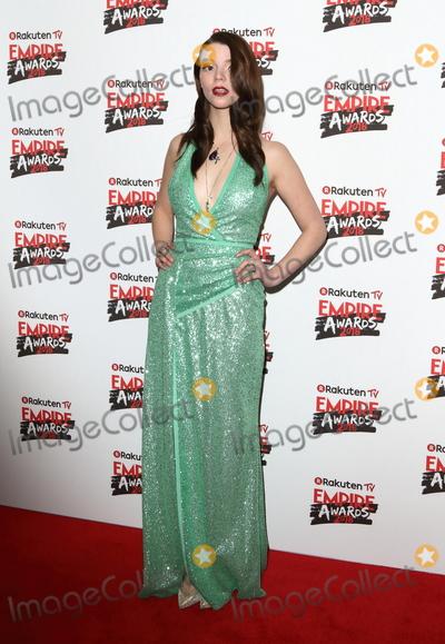 Anya Taylor-Joy Photo - London UK Anya Taylor Joy at Rakuten TV Empire Awards held at the Roundhouse Chalk Farm Camden London on March 18th 2018Ref LMK73-J1750-190318Keith MayhewLandmark MediaWWWLMKMEDIACOM