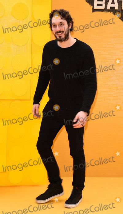 Blake Harrison Photo - London UK Blake Harrison  at The Lego Batman Movie Special Screening at Cineworld Leicester Square London on Saturday 28 January 2017  Ref LMK392-62707-290117Vivienne VincentLandmark Media WWWLMKMEDIACOM
