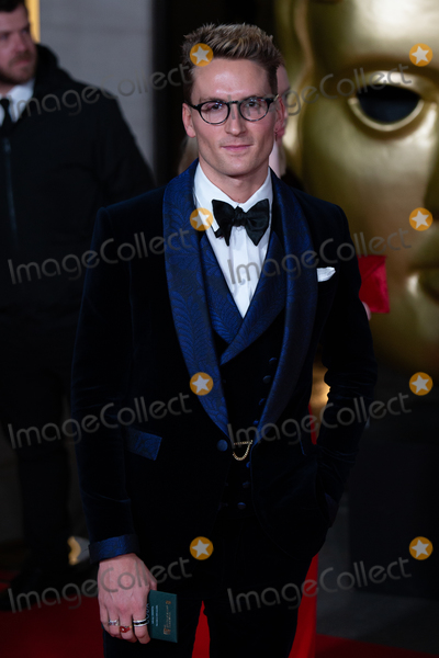 Oliver Proudlock Photo - London UKOliver Proudlock  at  the EE British Academy Film Awards 2020 after party dinner -arrivals  at The Grosvenor Hotel on February 02 2020 in London EnglandRef  LMK399 -J6089-030220Robin Pope  Landmark Media WWWLMKMEDIACOM