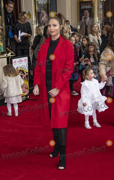 Amy Childs Photo - LondonUK  Amy Childs  at the Gala Performance of Where is Peter Rabbit at the Theatre Royal HaymarketApril 9 2019 Ref LMK386-MB4000-090419WWWLMKMEDIACOM Gary Mitchell  Landmark Media