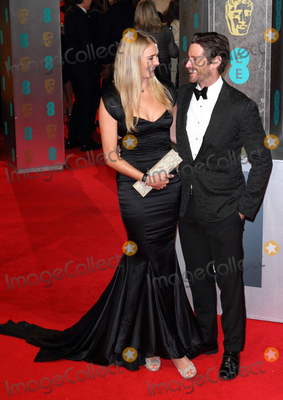 Andrea Vianini Photo - London UK  Jodie Kidd and Andrea Vianini  at the EE British Academy Film Awards 2014 (BAFTAS)  Red Carpet Arrivals at the Royal Opera House Covent Garden London 16th February 16th 2014 RefLMK73-47676-170214Keith MayhewLandmark MediaWWWLMKMEDIACOM