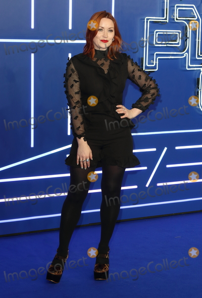 Arielle Free Photo - London UK Arielle Free at Ready Player One - European film premiere at the Vue West End Leicester Square London on Monday 19 March 2018Ref LMK73-J1757-200318Keith MayhewLandmark MediaWWWLMKMEDIACOM