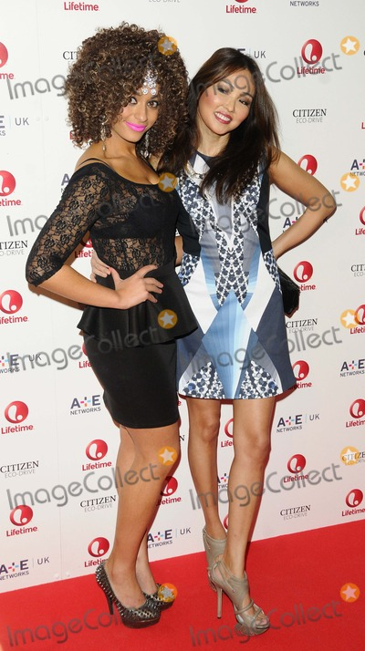 Adiza Shardow Photo - London UK  291013Adiza Shardow and Elizabeth Tan  at the Lifetime Entertainment Channel launch party held at One Marylebone Marylebone Road29 October 2013Ref LMK315-45595-301013Can NguyenLandmark MediaWWWLMKMEDIACOM
