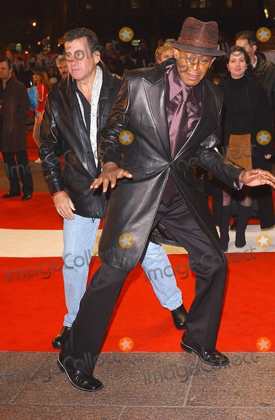 Antonio Fargas Photo - London Paul Michael Glaser and Antonio Fargas at the premiere of the new Starsky and Hutch film at the Odeon Leicester Square11 March 2004 GORDON JONESLANDMARK MEDIA
