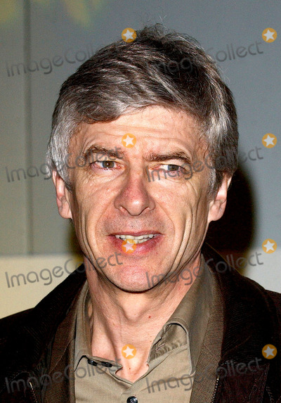 Arsene Wenger Photo - London Arsene Wenger at the Nike Joga Bonito launch party held at the Truman Brewery in East London to promote fairplay in football with the phrase Joga Bonito meaning Play Beautiful07 February 2006Eric BestLandmark Media