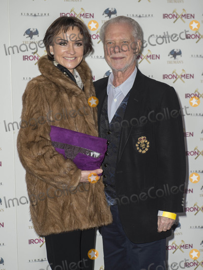 Genesis Photo - London UK Lesley Manning and David Gold  at  the UK Premiere of Iron Men at the Mile End Genesis Cinema on March 2nd 2017 in London EnglandRef LMK386-63058-030317Gary MitchellLandmark Media WWWLMKMEDIACOM