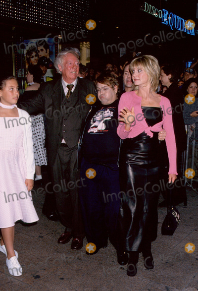 Allan Carr Photo - London UK  Chloe Rose Lattanzi  Robert Stigwood Allan Carr and Olivia Newton-John  20th anniversary of Grease 27th June 1998   Updated 18092018RefLMK11-SLIB180918AGDA-001Andrew Grosvenor-DaviesPIP-Landmark MediaWWWLMKMEDIACOM