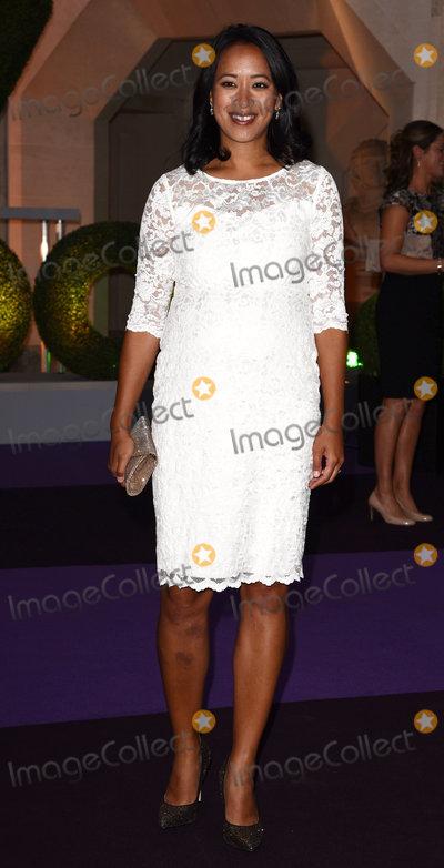 Anne Keothavong Photo - London UK Anne Keothavong at The Wimbledon Champions Dinner held at The Guildhall Gresham Street London on Sunday 16 July 2017 Ref LMK392-S495-170717Vivienne VincentLandmark Media WWWLMKMEDIACOM