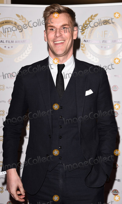 Craig Stevens Photo - London UK Craig Stevens  at The National Film Awards held at Porchester Hall Porchester Road London on Thursday 31 March 2016Ref LMK392 - 60124-010416Vivienne VincentLandmark Media WWWLMKMEDIACOM