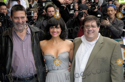 Andy Fickman Photo - LondonUK Ciaran Hinds Carla Gugino and  Andy Fickman   at the UK premiere of their film  Race to Witch Mountain   Odeon West End 5th April 2009 SydLandmark Media