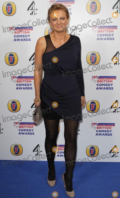Alice Beer Photo - London UK  Alice Beer   at the 2011 British Comedy Awards Indigo 02 Arena 22nd January 2011 Evil ImagesLandmark Media