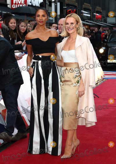 Alesha Dixon Photo - London UK Alesha Dixon and Amanda Holden  at Britains Got Talent photocall held at The London Palladium Argyll Street London on Sunday 29 January 2017Ref LMK73-62720-290117Keith MayhewLandmark Media  WWWLMKMEDIACOM