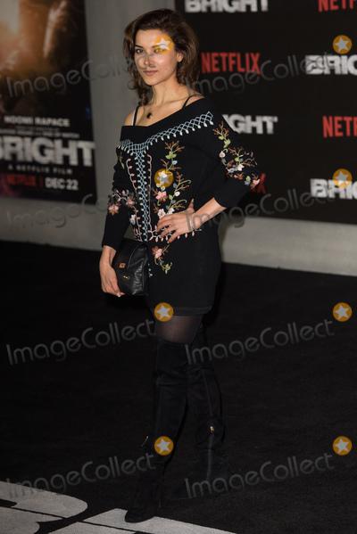 Amber Rose Photo - London UK  Amber Rose Revah   at  The European Premiere of Netflix film Bright at BFI Southbank London 15 December 2017 Ref LMK370-S1005-171217Justin NgLandmark Media WWWLMKMEDIACOM