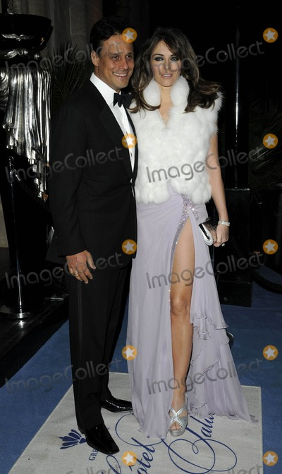 Arun Nayer Photo - London UK  Liz Hurley and Arun Nayer at the Grey Goose Character and Cocktails - Winter Fundraiser held at the Grosvenor House Hotel Park Lane 13 December 2009                       Can NguyenLandmark Media