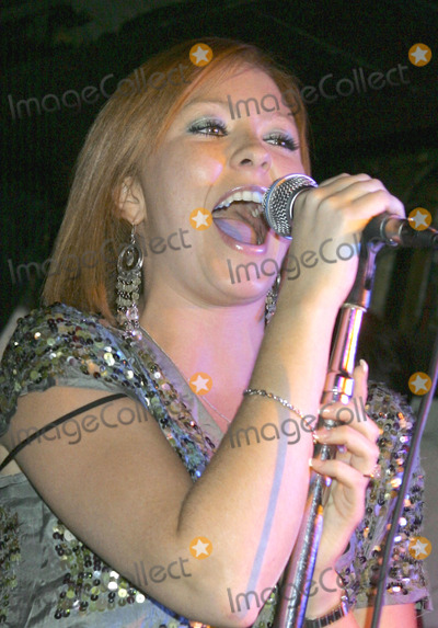 Atomic Kitten Photo - London Ex Atomic Kitten Natasha Hamilton performing live on stage at the Borderline13 October 2005Jade AdamsLandmark Media