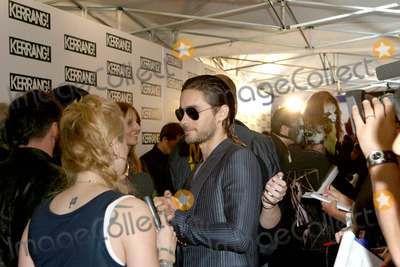 30 Seconds to Mars Photo - London UK Jared Leto of 30 Seconds To Mars at the Kerrang Awards 2008 hed at The Brewery in London 21st August 2008Taya UddinLandmark Media
