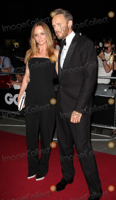 Alasdhair Willis Photo - London UK Stella McCartney and Alasdhair Willis  at the GQ Men of the Year Awards at the Royal Opera House Covent Garden 4th September 2012Keith MayhewLandmark Media