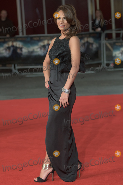Nicole Bass Photo - London UK Nicole Bass  at Pride and Prejudice and Zombies UK Film Premiere at the Vue West End Leicester Square London on February 1st 2016Ref LMK370-58801-020216Justin NgLandmark Media WWWLMKMEDIACOM