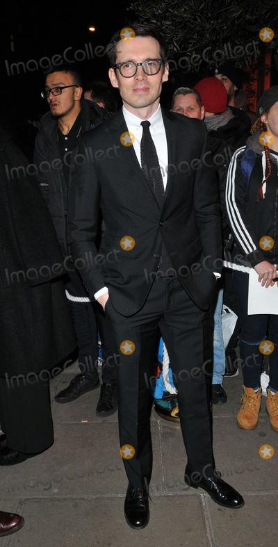 Erdem Moralioglu Photo - London UK Erdem Moralioglu at the ELLE Style Awards 2017 41 Conduit Street Conduit Street London England UK on Monday 13 February 2017Ref LMK315-61694-150217Can NguyenLandmark MediaWWWLMKMEDIACOM