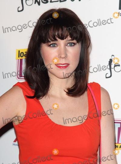 Alice Lowe Photo - London UK Alice Lowe at Loaded Laftas Comedy Awards at Sway Nightclub Covent Garden London March 7th 2013Keith MayhewLandmark Media
