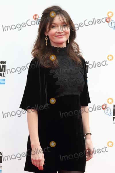 Essie Davis Photo - London UK Essie Davis  at BFI London Film Festival Laugh Gala - Mindhorn at the Odeon Leicester Square London on October 9th 2016Ref LMK73-61099-101016Keith MayhewLandmark MediaWWWLMKMEDIACOM