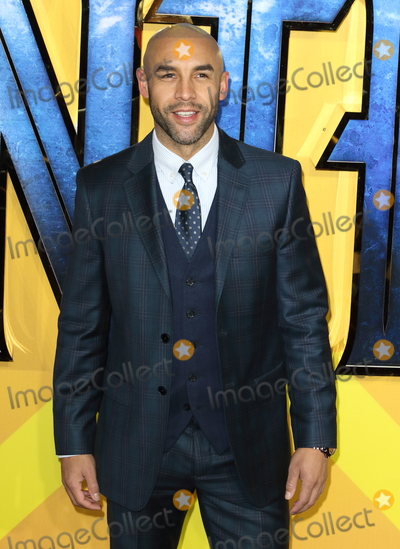 Alex Beresford Photo - London UK Alex Beresford at The European Premiere of Black Panther held at Eventim Apollo Hammersmith London on Thursday 8 February 2018Ref  LMK73 -J1539-090218 Keith MayhewLandmark Media WWWLMKMEDIACOM