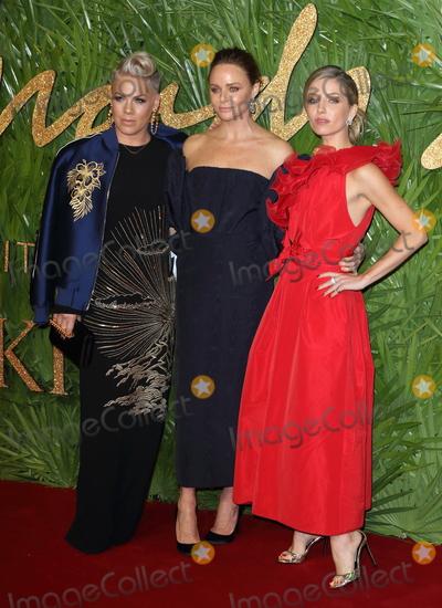 Annabelle Wallis Photo - London UK Pink Stella McCartney and Annabelle Wallis at The Fashion Awards 2017 at the Royal Albert Hall Kensington Gore London on Monday 4 December 2017Ref LMK73-J1245-051217Keith MayhewLandmark MediaWWWLMKMEDIACOM