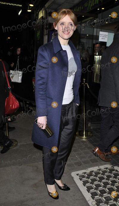 Anne-Marie Duff Photo - London UK  280115Anne-Marie Duff   at  The Ruling Class gala night held at Trafalgar Studios Whitehall28 January 2015Ref LMK315-50484-290115Can NguyenLandmark MediaWWWLMKMEDIACOM