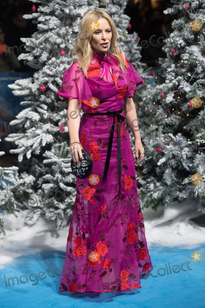 Kylie Minogue Photo - London UK Kylie Minogue at the UK Premiere of Last Christmas at BFI Southbank London England UK on Monday 11 November 2019  Ref LMK370-J5773-121119Justin Ng Landmark Media WWWLMKMEDIACOM