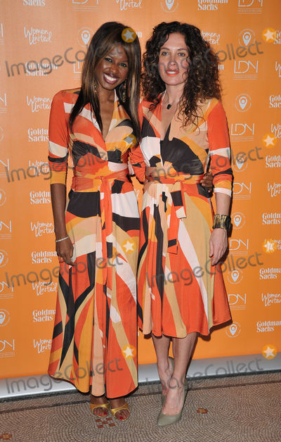 The Unit Photo - London UK June Sarpong  Tara Smith at the United Nations Trust Fund Women United Dinner supported by the LDNY Foundation  Goldman Sachs National Portrait Gallery St Martins Place London UK on Monday 07 March 2016Ref LMK315-60062-090316CAN NGUYENLandmark MediaWWWLMKMEDIACOM