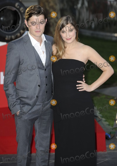 Alexandra Maria Lara Photo - London UK Sam Riley and Alexandra Maria Lara at the World Premiere of  Rush  at the Odeon Leicester Square London  2nd September 2013 RefLMK386-45136-030913 Gary MitchellLandmark Media  WWWLMKMEDIACOM