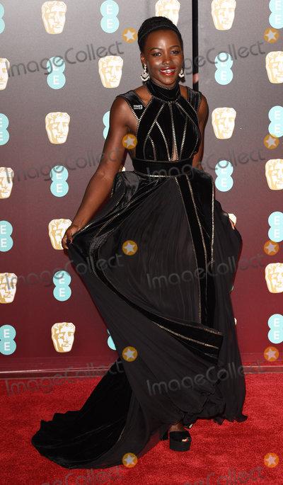 Lupita Nyongo Photo - London UK Lupita Nyongo  at The EE British Academy Film Awards held at The Royal Albert Hall on Sunday 18 February 2018 Ref LMK392 -J1596-190218Vivienne VincentLandmark Media WWWLMKMEDIACOM