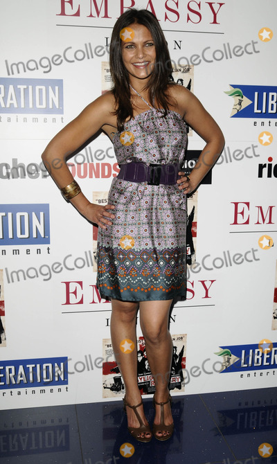 Anya Lahiri Photo - London UK Anya Lahiri at the premiere of Daylight Robbery held at Apollo West End in London 27th August 2008Can NguyenLandmark Media