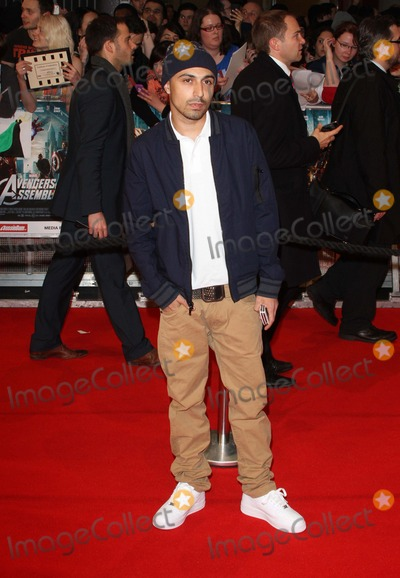 Adam Deacon Photo - London UK  Adam Deacon   at the European Premiere of The Avengers  at the Vue Westfield Shopping Centre London 19th  April 2012Keith MayhewLandmark Media