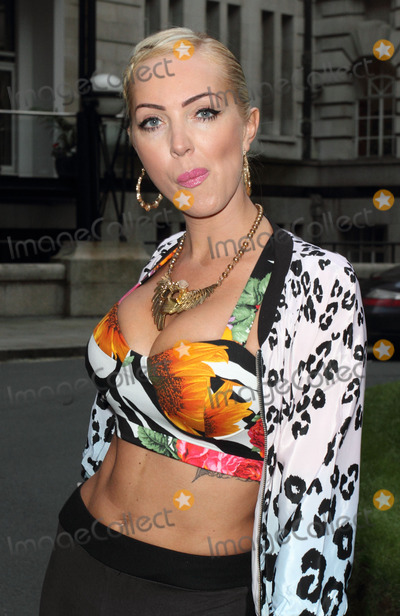 Aisleyne Horgan-Wallace Photo - London UK   Aisleyne Horgan-Wallace    at the   Smart Girls Fake it campaign launch London Film Museum South Bank  London 19th July 2012   Keith MayhewLandmark Media