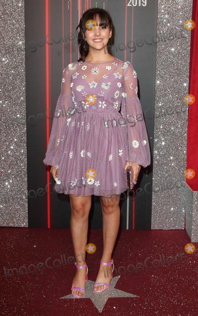 Elle Mulvaney Photo - Manchester UK Elle Mulvaney   at the The British Soap Awards 2019 red carpet arrivals The Lowry Media City Salford Manchester UK on June 1st 2019RefLMK73-S2520-020619Keith MayhewLandmark Media WWWLMKMEDIACOM