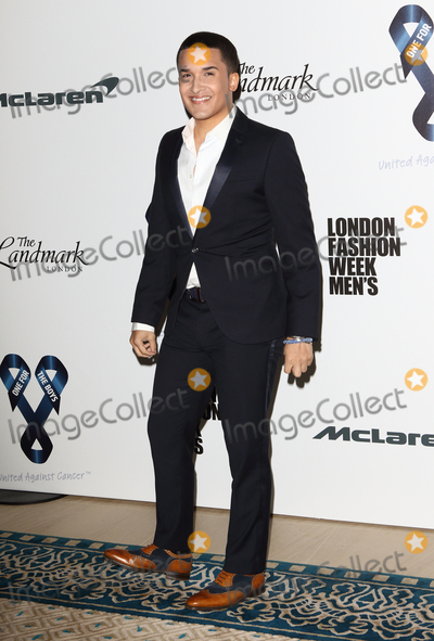 Jahmene Douglas Photo - London UK  Jahmene Douglas   at the One For The Boys Charity Ball at The Landmark Hotel Marylebone  9th June 2017 Ref LMK73-S325-100617Keith MayhewLandmark Media WWWLMKMEDIACOM