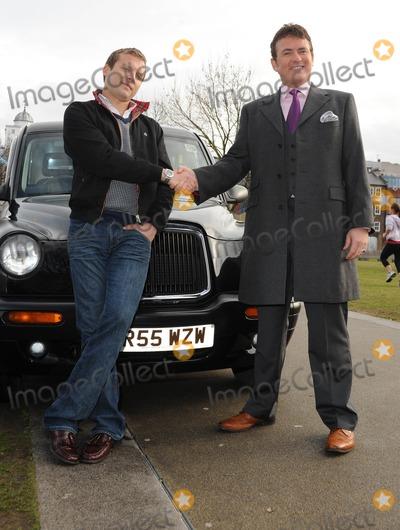 George Cole Photo - London UK Shane Richie and Lex Shrapnel pose to launch Fives remake of the popular 80s sitcom starring Dennis Waterman and George Cole at Tower Bridge13 JanuaryAli KadinskyLandmark Media