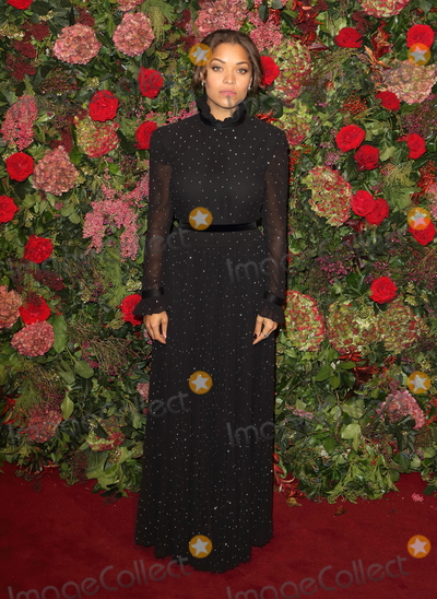 Antonia Thomas Photo - London UK Antonia Thomas at Evening Standard Theatre Awards  2018 at the Theatre Royal Drury Lane London on Sunday 18 November 2018Ref LMK73-J2977-191118Keith MayhewLandmark MediaWWWLMKMEDIACOM