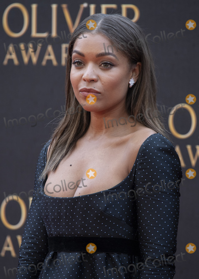 Antonia Thomas Photo - London UK Antonia Thomas at The Olivier Awards 2019 with Mastercard at Royal Albert Hall on April 7 2019 in London England 7th April 2019Ref LMK386-J4701-080419Gary MitchellLandmark MediaWWWLMKMEDIACOM