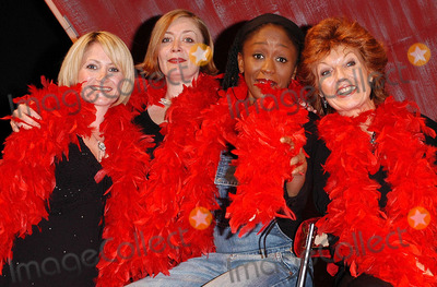 Alison Newman Photo - London Alison Newman Diane Parish Rula Lenska and Lucy Speed who will be making apprearances in the production of The Vagina Monologues throughout its run at The Wyndhams Theatre Leicester Square London4 April 2005Ali KadinskyLANDMARK MEDIA