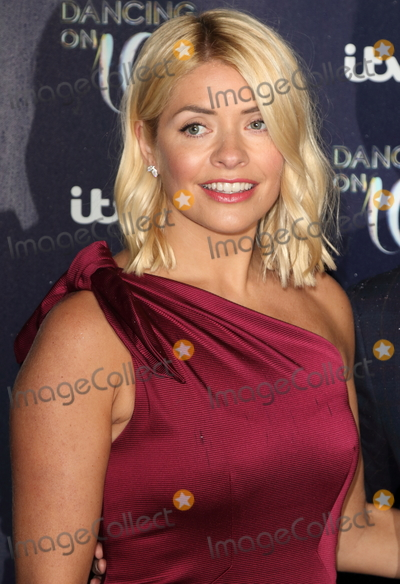 Hollies Photo - London UK Holly Willoughby at Dancing On Ice red carpet launch at the Natural History Museum Ice Rink Kensington London on Tueday December 18th 2018Ref LMK73-J4069-191218Keith MayhewLandmark MediaWWWLMKMEDIACOM