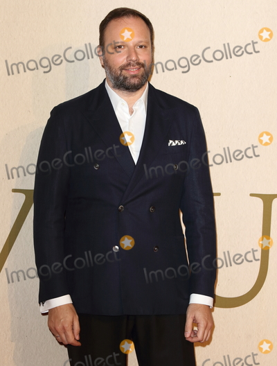 Yorgos Lanthimos Photo - London UK Yorgos Lanthimos at 62nd BFI London Film Festival The Favourite - American Express gala screening at the BFI Southbank Belvedere Road London on Thursday 18 October 2018Ref LMK73-J2812-191018Keith MayhewLandmark MediaWWWLMKMEDIACOM