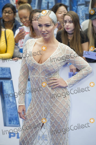 Aisleyne Hogan-Wallace Photo - London UK Aisleyne Hogan-Wallace at the Valerian And The City Of A Thousand Planets European Premiere at Cineworld Leicester Square on July 24 2017 in London England Ref LMK386-J565-250717Gary MitchellLandmark Media WWWLMKMEDIACOM