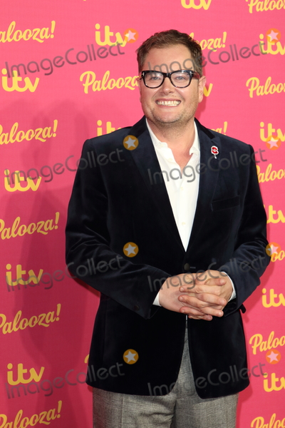 Alan Carr Photo - London UKAlan Carr at ITV Palooza 2019 at the Royal Festival Hall South Bank London on November 12th 2019Ref LMK73-J5781-131119Keith MayhewLandmark MediaWWWLMKMEDIACOM
