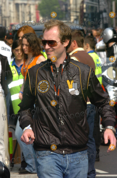 Maximillion Cooper Photo - London UK Maximillion Cooper (ex-Armani model and founder and organiser of the Gumball 3000 car race) at the Gumball 3000 (miles) Rally kick off in londons Pall Mall The race started from London and will go across Europe through cities including Bratislava and Vienna before arriving back in the capital just eight days later where the winners and all the guests will be greeted with music concert and awards ceremonyAndy LomaxLandmark Media
